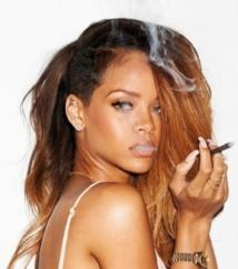 Rihanna a reçu du cannabis en cadeau