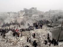 Le conflit syrien dans toute son épouvante