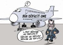 Le déficit budgétaire s'est aggravé de 160% en janvier