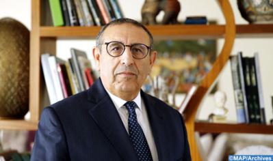 Youssef Amrani: Le Plan d' autonomie constitue la seule option valable pour parvenir à une solution définitive au Sahara