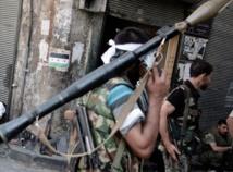 Alors que les combats s'intensifient en Syrie, la rébellion menace le Hezbollah libanais