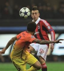 L'AC.Milan  s'offre le Barça