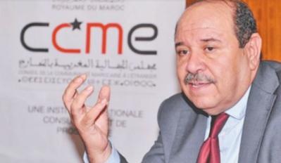 Abdellah Boussouf: La prise en charge des mineurs non accompagnés est un défi qui s 'imposera dans l' agenda futur du CCME