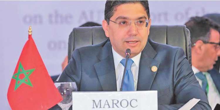 La Déclaration tripartite conjointe apporte un appui considérable aux constantes nationales concernant le Sahara marocain et la question palestinienne