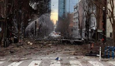 L'enquête progresse après la violente explosion de Nashville