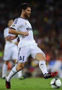 Xabi Alonso l'homme  incontournable du Real madrid