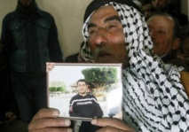 Mort suspecte de Arafat Jaradat prisonnier palestinien en Israël