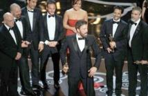 """La récompense suprême pour """"Argo"""" de Ben Affleck"""
