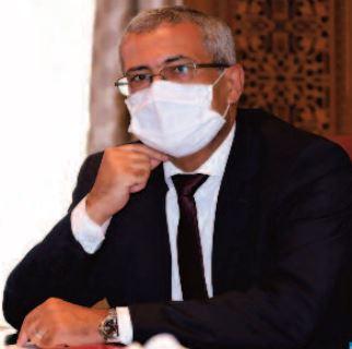 Mohamed Benabdelkader s'enquiert de l'avancement des travaux d' aménagement du tribunal administratif d'Agadir
