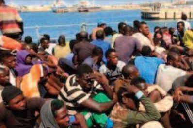 Migrants, premières victimes de la crise liée à la Covid-19
