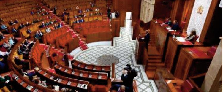 La Chambre des représentants sur tous les fronts