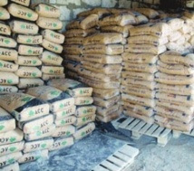 Les ventes de ciment en perte de vitesse