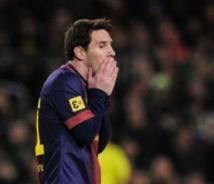 Le Barça redoute le coup de la panne