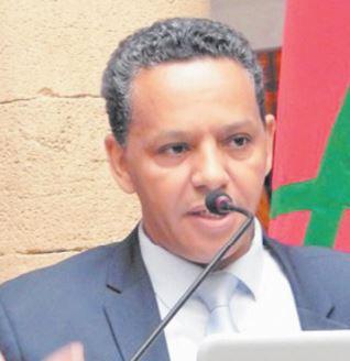 Abdellah Ouzitane, président fondateur du Centre des études et de recherches sur le droit hébraïque