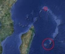 Mauritia : un continent  caché sous l'île Maurice