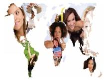 Trois priorités  mondiales en faveur de la cause féminine