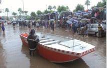 Précipitations et risques d'inondations