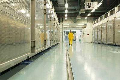 L'Iran a repris la production d'uranium enrichi à 20%