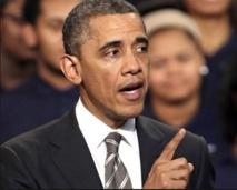 Les républicains responsables de l'austérité, selon le président américain