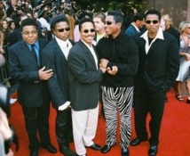 The Jacksons au Festival Mawazine