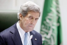 John Kerry en visite dans les monarchies du Golfe