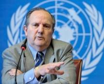 Juan E. Mendez remet sa copie sur la torture au Maroc
