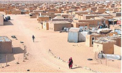 La direction du Polisario s'adonne à l' enrichissement personnel au détriment des séquestrés deTindouf