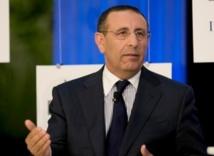 Youssef Amrani s'entretient avec le Secrétaire général délégué de l'Otan