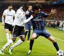 Le PSG laborieusement et la Juventus dans la sérénité passent les huitièmes de la Champions League