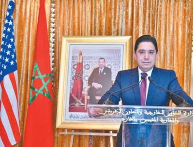 Nasser Bourita: La Société américaine de financement du développement international se dotera d' une plateforme africaine à Dakhla