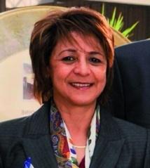 Ouafa Hajji, la présidente usfpéiste de l'Internationale socialiste des femmes Le chant des militantes