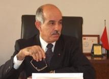 Mohamed Cheikh Biadillah et Pier Antonio Panzeri s'entretiennent à Bruxelles