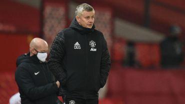 Solskjaer calme les rêves de titre de Manchester United