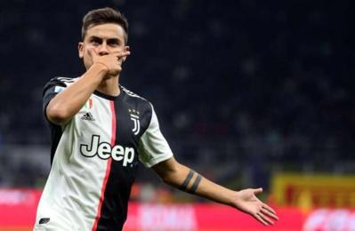 La Juventus privée de Dybala