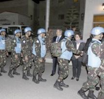 Libération des 21 observateurs philippins de l'ONU par  les rebelles syriens