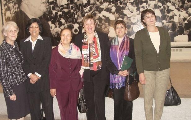 Entretien réalisé avec Nouzha Skalli, députée PPS et ancienne ministre du Développement social, de la Famille et de la Solidarité