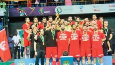 La Tunisie, bastion du handball en Afrique