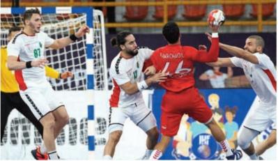 L'équipe du Maroc rate son entrée face à l'Algérie