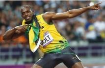 Jessica Ennis et Usain Bolt  sur le toit du monde