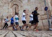 La ville palestinienne de Bethléem lance au mois d'avril le premier marathon de son histoire