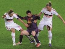 Quand le Barça renait de ses cendres  l'AC Milan en fait les frais