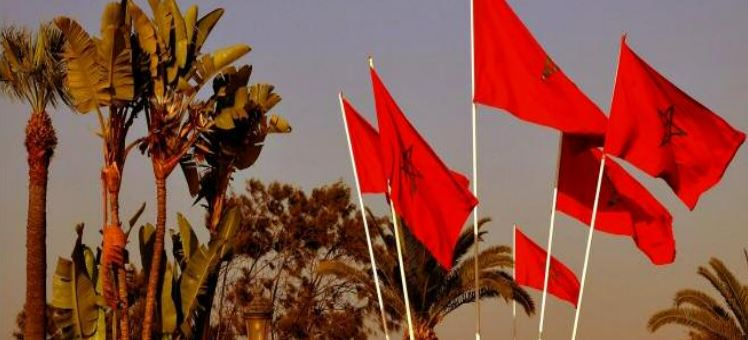Royaume du Maroc Un horizon vertical