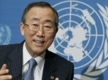 Ban Ki-moon saisi du sort réservé  aux femmes dans les camps de Tindouf