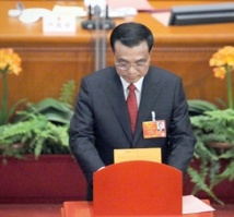 Li Keqiang élu nouveau Premier ministre chinois