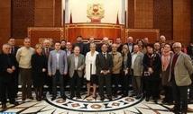 Une délégation du Conseil de l'Europe en visite à Rabat