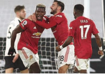 City reste aux trousses de United