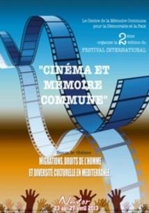 Festival international du cinéma et de la mémoire commune à Nador
