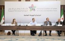 L'opposition syrienne se réunit à Istanbul pour l'élection d'un Premier ministre et un gouvernement provisoires