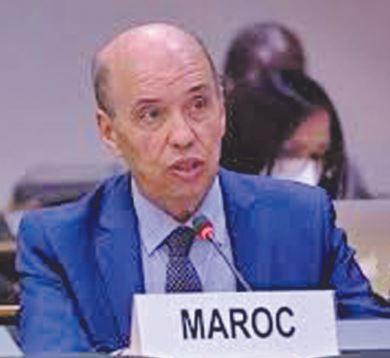 La contribution du Maroc au désarmement mise en exergue à Genève