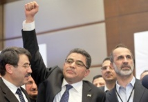 L'opposition syrienne a élu Ghassan Hitto comme Premier ministre